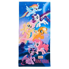 My Little Pony Hello Adventure Beach Towel