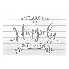 Sheffield Home 'Happily Ever After' Wedding Table Decor