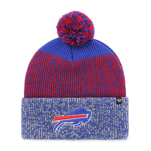 Adult '47 Brand Buffalo Bills Static Beanie