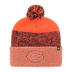 Adult '47 Brand Chicago Bears Static Cuff Knit Hat