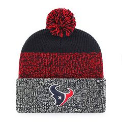 Adult '47 Brand Houston Texans Static Cuff Knit Hat