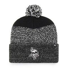 Adult '47 Brand Minnesota Vikings Static Cuff Knit Hat