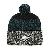 Adult '47 Brand Philadelphia Eagles Static Cuff Knit Hat