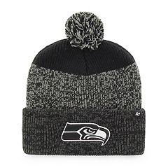 Adult '47 Brand Seattle Seahawks Static Cuff Knit Hat