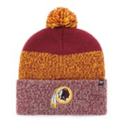 Adult '47 Brand Washington Redskins Static Cuff Knit Hat