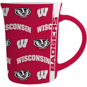 Wisconsin Badgers Lineup Coffee Mug