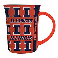 Illinois Fighting Illini Lineup Coffee Mug