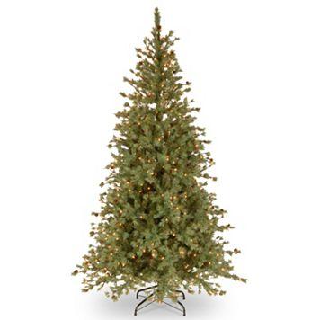 National Tree Company 7.5-ft. Pre-Lit Shenandoah Blue Pine Artificial Christmas Tree