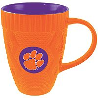 Clemson Tigers Sweater Coffee Mug
