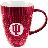 Indiana Hoosiers Sweater Coffee Mug