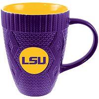 LSU Tigers Sweater Coffee Mug