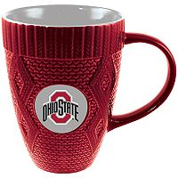 Ohio State Buckeyes Sweater Coffee Mug