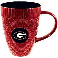 Georgia Bulldogs Sweater Coffee Mug