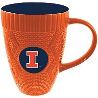 Illinois Fighting Illini Sweater Coffee Mug