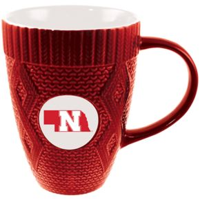 Nebraska Cornhuskers Sweater Coffee Mug