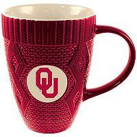 Oklahoma Sooners Sweater Coffee Mug