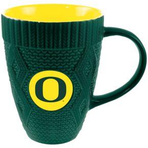 Oregon Ducks Sweater Coffee Mug