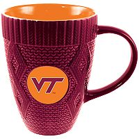 Virginia Tech Hokies Sweater Coffee Mug