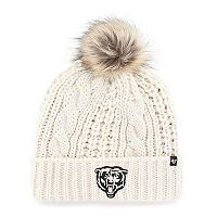 Women's '47 Brand Chicago Bears Meeko Cuffed Knit Hat