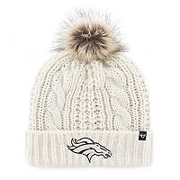 Women's '47 Brand Denver Broncos Meeko Cuffed Knit Hat