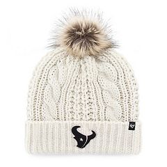 Women's '47 Brand Houston Texans Meeko Cuffed Knit Hat