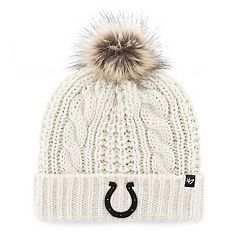 Women's '47 Brand Indianapolis Colts Meeko Cuffed Knit Hat