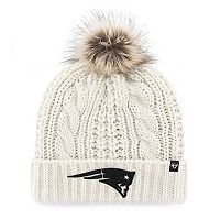 Women's '47 Brand New England Patriots Meeko Cuffed Knit Hat