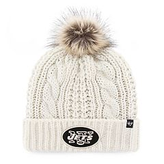 Women's '47 Brand New York Jets Meeko Cuffed Knit Hat