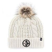 Women's '47 Brand Pittsburgh Steelers Meeko Cuffed Knit Hat