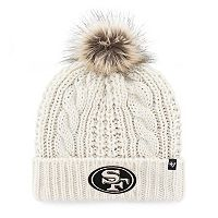 Women's '47 Brand San Francisco 49ers Meeko Cuffed Knit Hat
