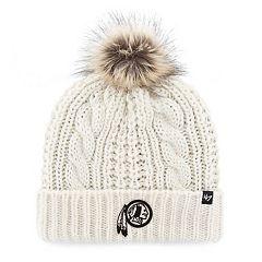 Women's '47 Brand Washington Redskins Meeko Cuffed Knit Hat