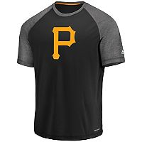 Men's Majestic Pittsburgh Pirates Tee