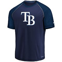 Men's Majestic Tampa Bay Rays  Tee