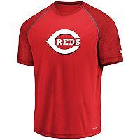 Men's Majestic Cincinnati Reds Tee
