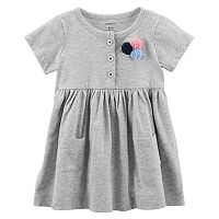Baby Girl Carter's Pom Dress