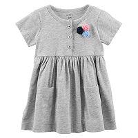Baby Girl Carter's Pom Dress