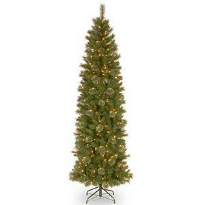 National Tree Company 16 Ft Tiffany Fir Slim Artificial Christmas Tree