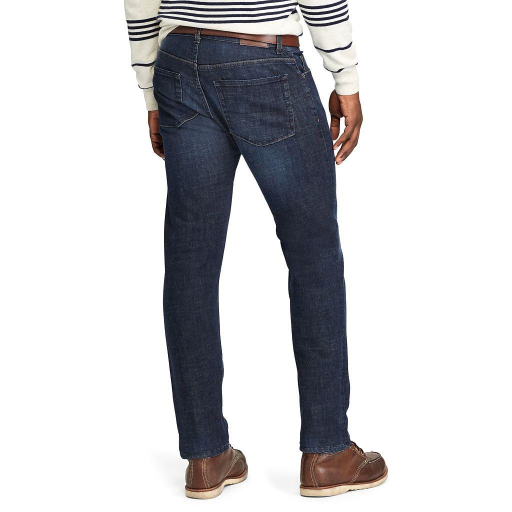 Big & Tall Chaps Classic-Fit 5-Pocket Stretch Jeans