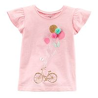 Toddler Girl Carter's Balloon Graphic Tee