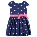 Toddler Girl Carter's Polka Dot Dress
