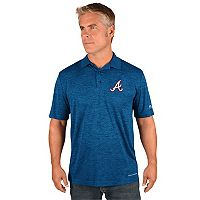 Men's Majestic Atlanta Braves Targeting Polo