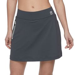 Women's FILA SPORT® Side Zipper Knit Skort