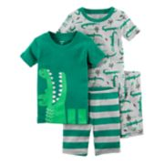 Baby Boy Carter's Alligator Top & Shorts Pajama Set