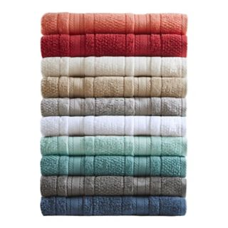 Madison Park Essentials 6-piece Remy Super Soft Bath Towel Set
