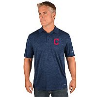 Men's Majestic Cleveland Indians Targeting Polo