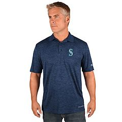 Men's Majestic Seattle Mariners Targeting Polo