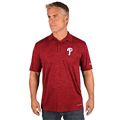 Men's Majestic Philadelphia Phillies Targeting Polo
