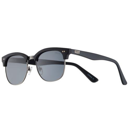 Men's Levi's® Polar  Rubberized Club Sunglasses by Levi's