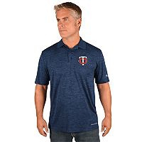Men's Majestic Minnesota Twins Targeting Polo
