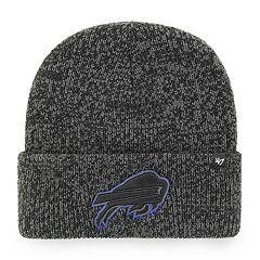 Adult '47 Brand Buffalo Bills Brain Freeze Knit Hat